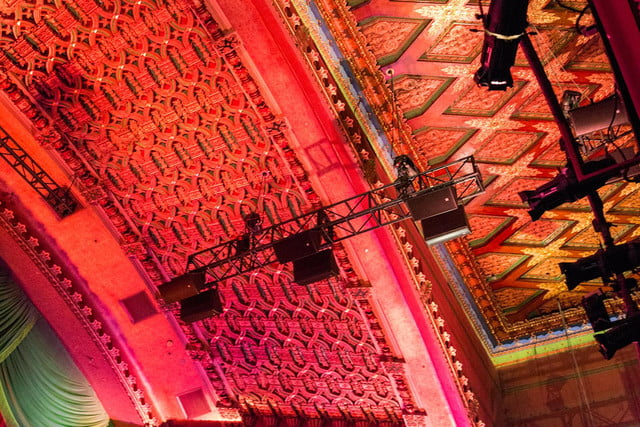 Dolby Vision at the El Capitan theater