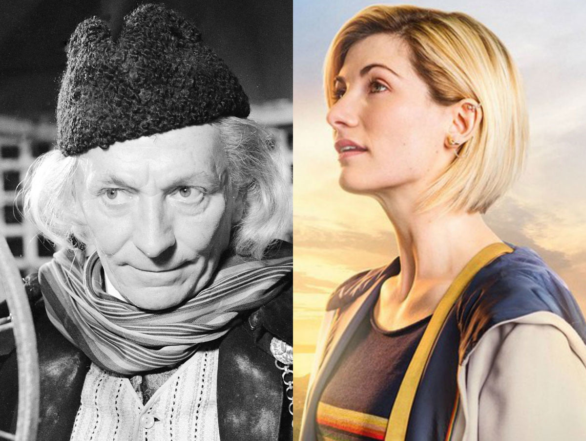 recast tv characters different actors dr who