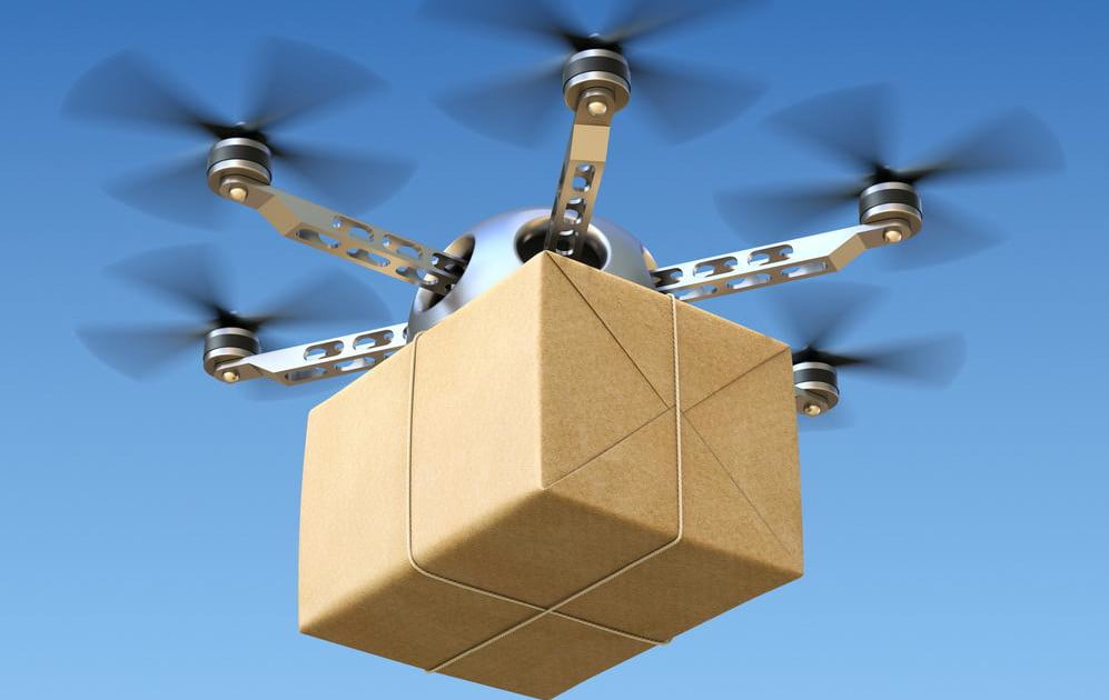 Walmart Like Amazon Is Pondering A Floating Warehouse For Drone Deliveries