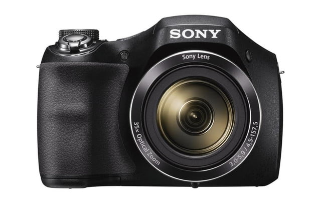 new sony cybershot cameras announced 2014 cp plus dsc h300 front 1200