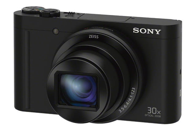 sony shows off engineering magic squeezes 30x lens and evf into compact camera dsc wx500 black right 1200