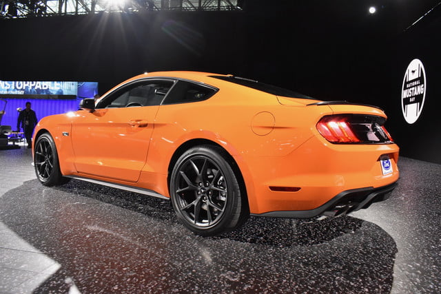 2020 ford mustang ecoboost performance package high
