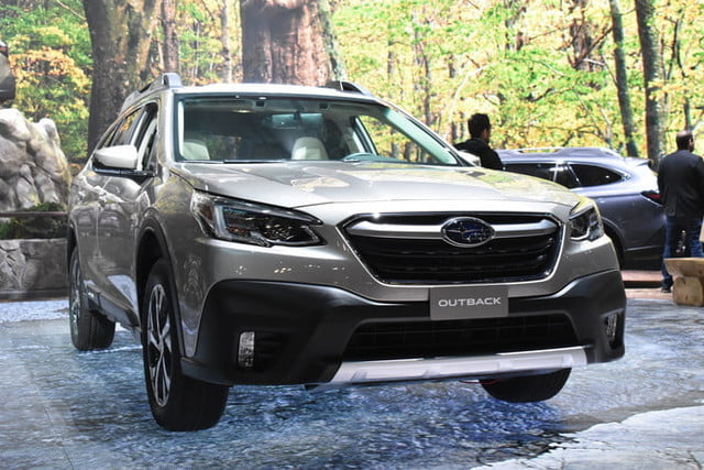 2020 Subaru Outback Is Still Rugged But More User Friendly Than Ever