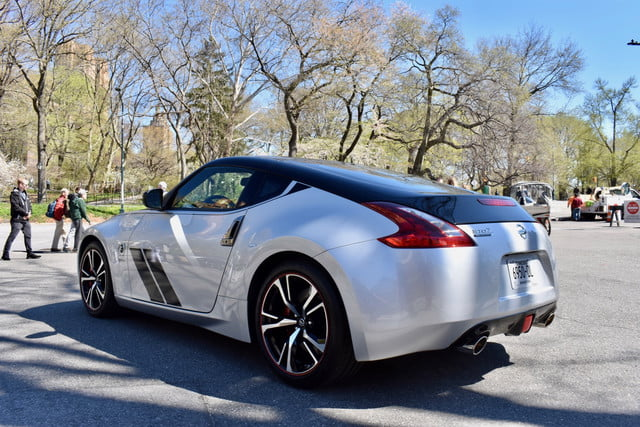 2020 nissan 370z special edition celebrates 50 years of the z car