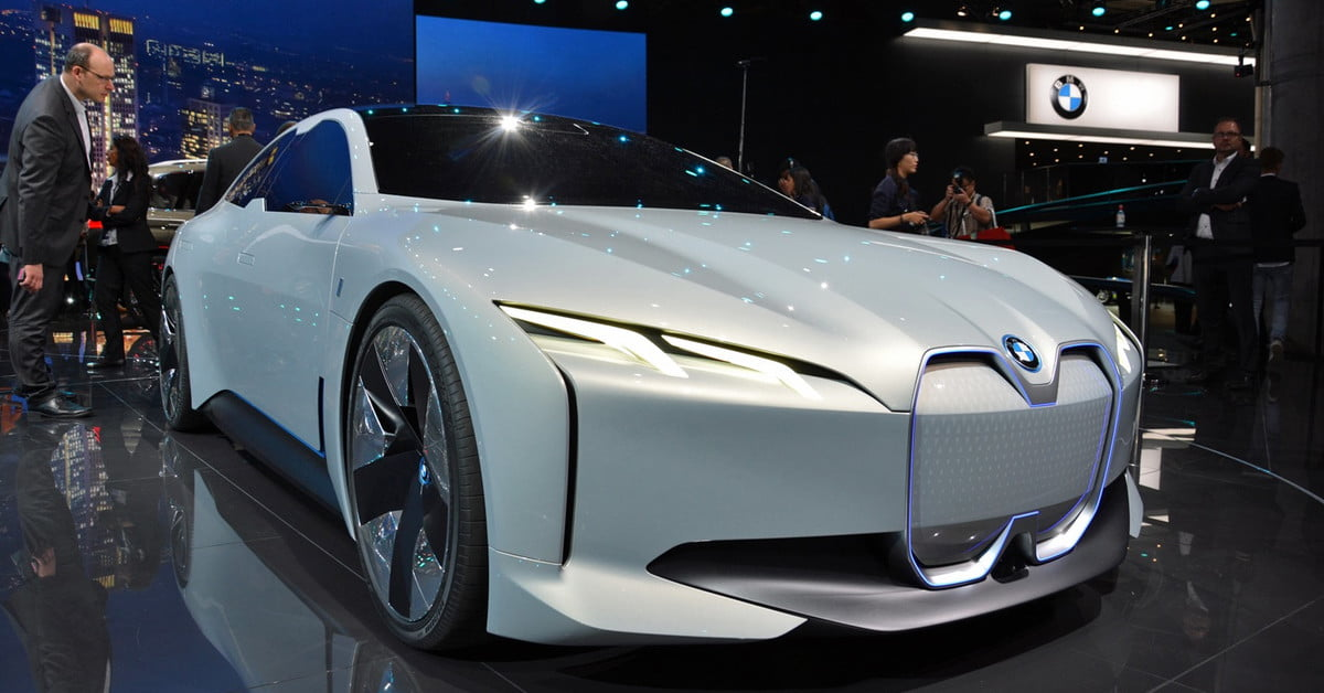 Bmw I Vision Dynamics Concept Photos Details And Specs