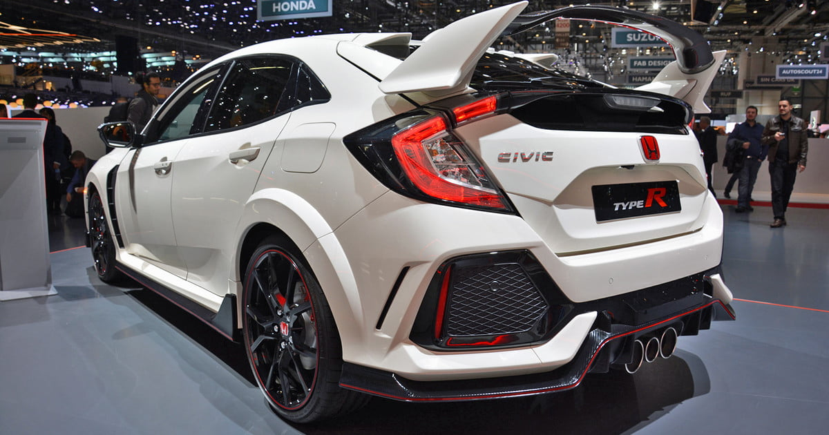 2017 honda civic type r to have u s debut at autocon in. Black Bedroom Furniture Sets. Home Design Ideas