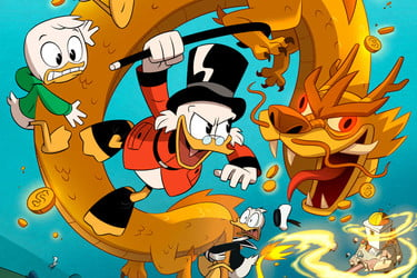 Watch the First Episode of 'DuckTales' on YouTube Right Now