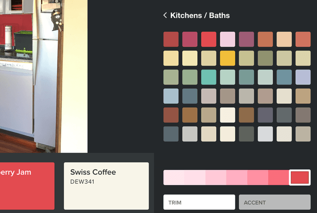 best tools to help you pick out paint colors for your walls dunn edwards tool accent
