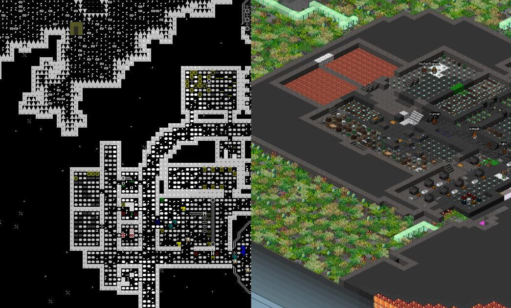 Dwarf Fortress Mod Turns Ascii Graphics Into Real Time 3d