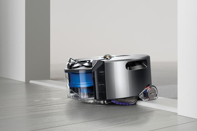 dyson 360 eye personal engineer robot vacuum
