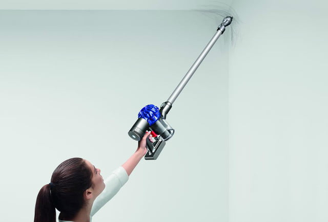 dyson and shark vacuum cleaners on sale for under 200 at walmart v6 origin cord free 5