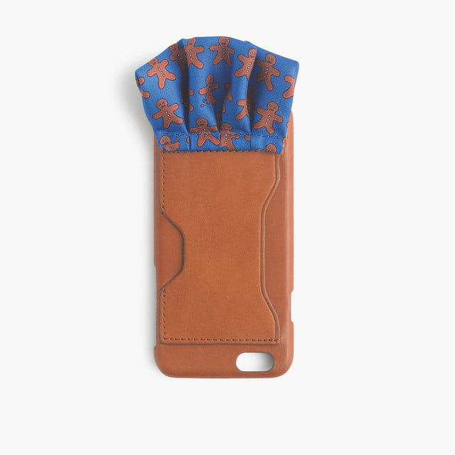 jimmy fallon pocket square iphone case the dial