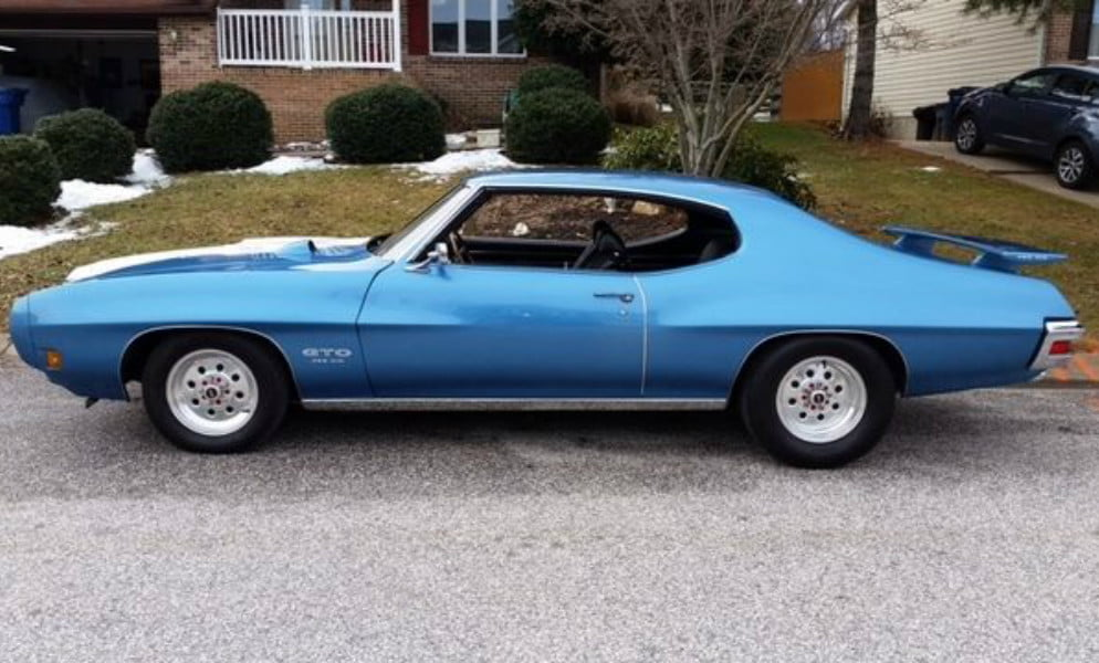 The GTO Robert Downey, Jr. Drove In \'Home For The Holidays ...