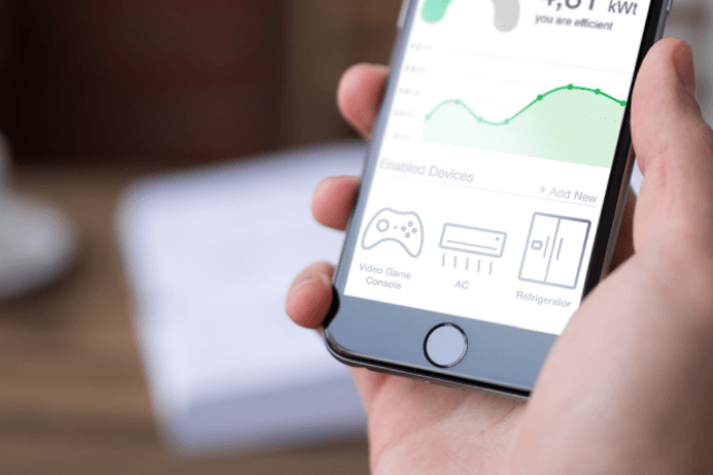 ecoisme monitors all the energy that powers your home monitor app 2