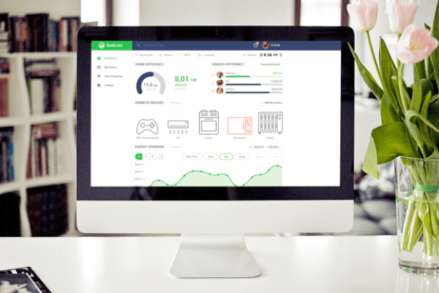 ecoisme monitors all the energy that powers your home sensor computer
