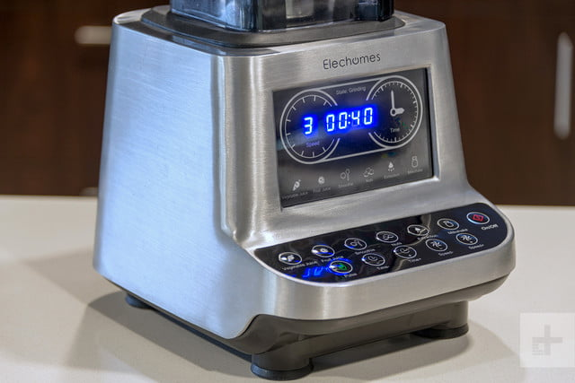 Elechomes CHS2001 Blender review base angle