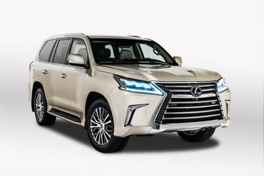 2018 Lexus Lx 570 Official Photos Details Specs And More