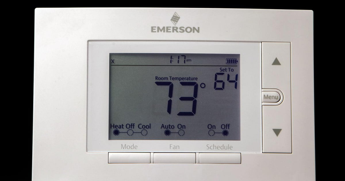 Emerson Sensi Thermostat Review Digital Trends