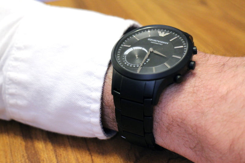 Emporio Armani EA Connected Watch