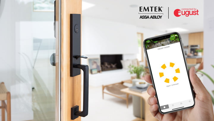 yale august smart locks ces 2019 empowered non keypad 01
