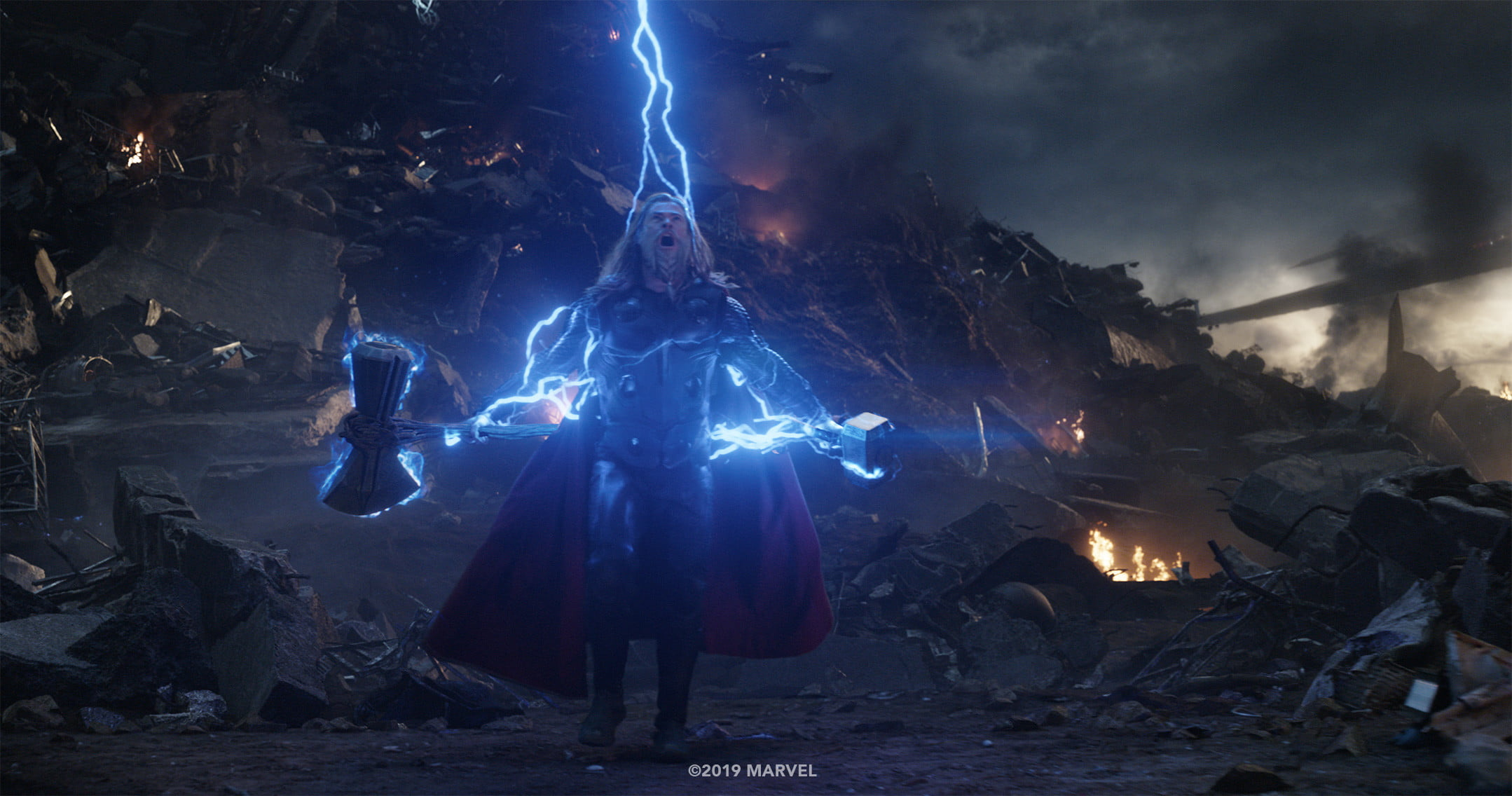 avengers endgame visual effects thor3