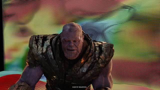 avengers endgame visual effects engame thanos 4