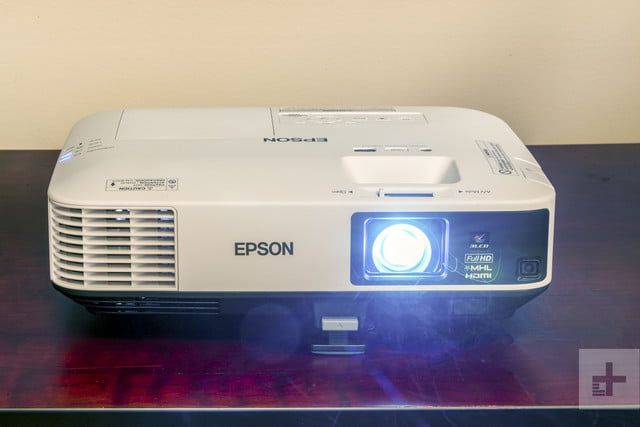 epson home cinema 1450 projector mainfront
