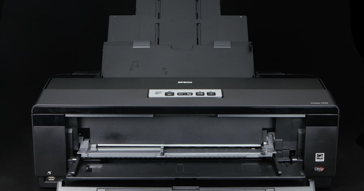 Epson Artisan 1430 Review Digital Trends