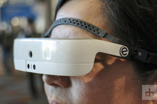 esight smart glasses blind amazing wearing close