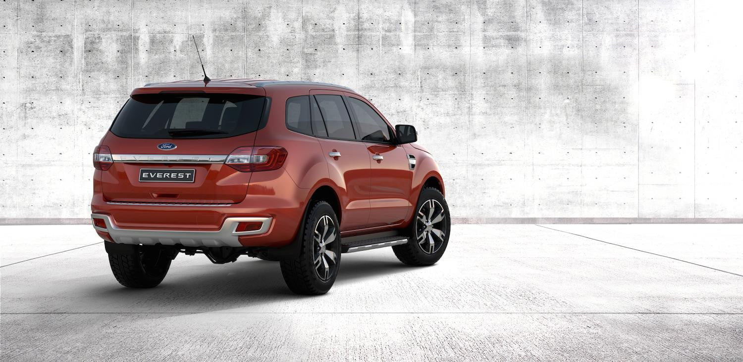 2015 Ford Everest   Specs, Pictures, Performance   Digital Trends