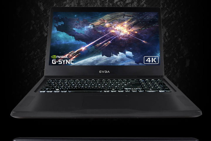 EVGA's latest SC17 laptop for mobile PC gamers packs loads of overclocking fun