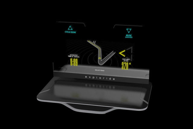 exploride head up display pictures news specs with ui 95