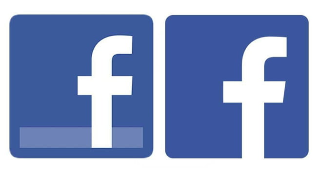The Facebook Logo Takes On A Simpler, Cleaner Look
