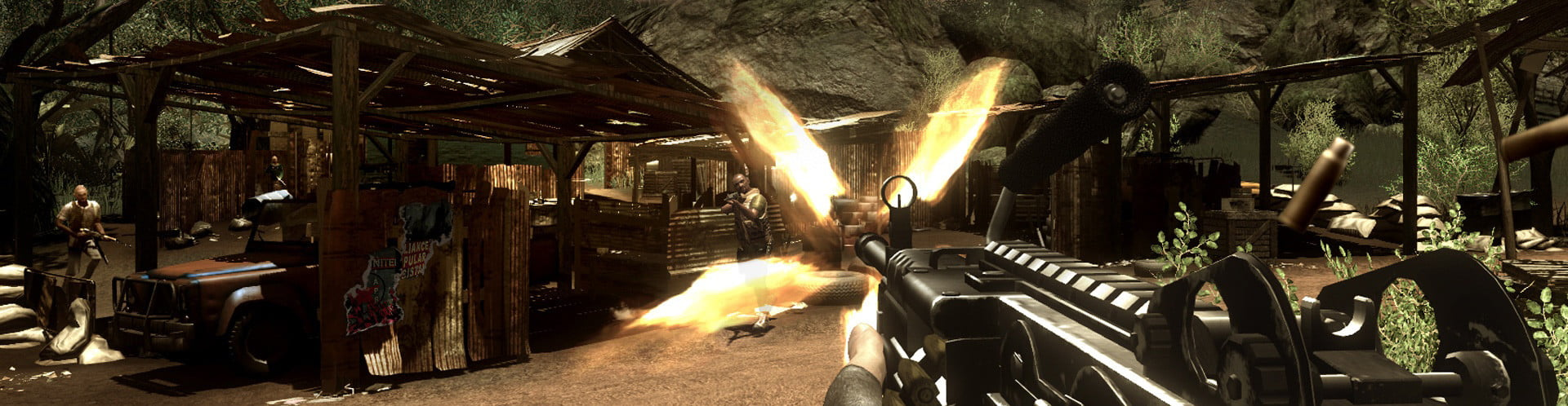 10 Years In Far Cry 2 Is Still The Most Exciting Of The Series