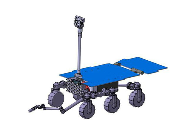 airbus to build mars rover get soil samples back earth fetch