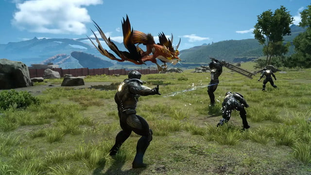 final fantasy xv finally adds exosuits ffsuits03