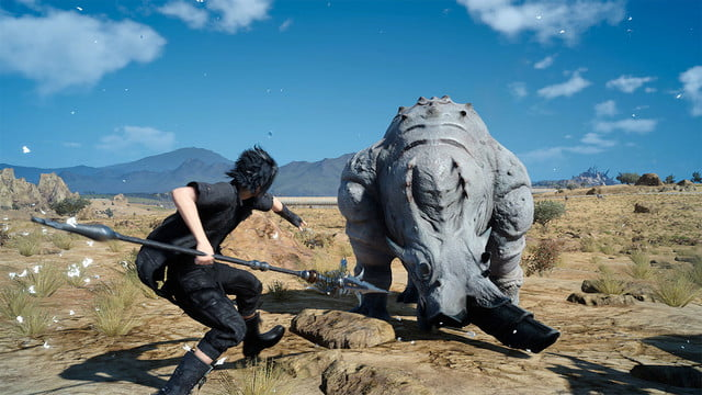 final fantasy xv for ps vr hands on ffxv afrojack trailer screenshot 05
