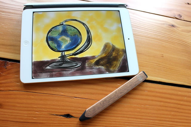FiftyThree Pencil and Paper globe