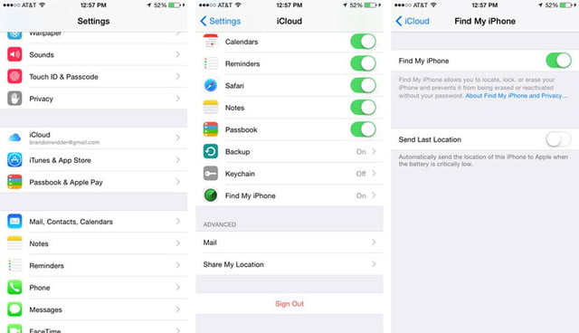 how to use find my iphone on windows