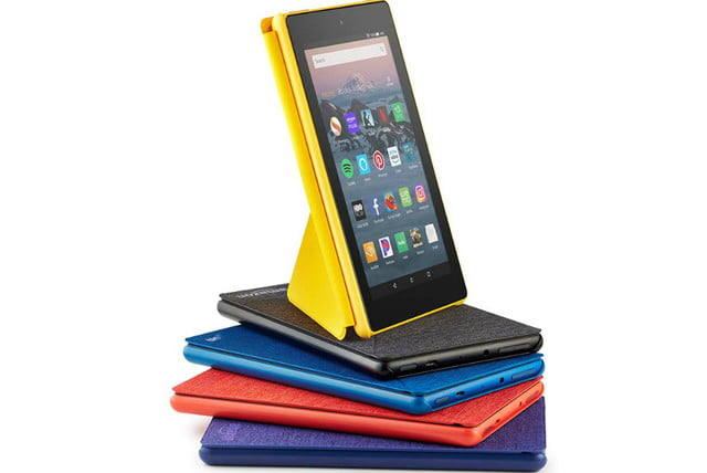 Amazon Slices Prices of Fire Tablets and Kindle Ereaders for