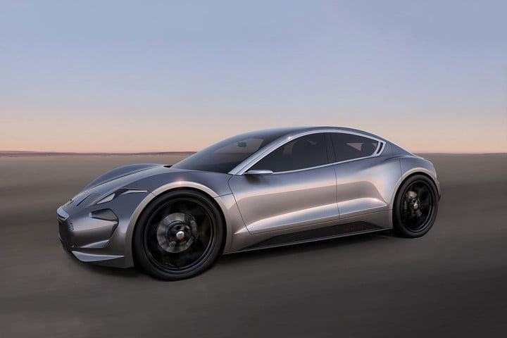 Fisker Claims Future Solid State Batteries Could Be Recharged In One Minute