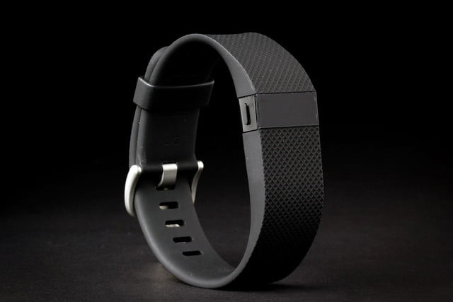 FitBit Charge HR front angle
