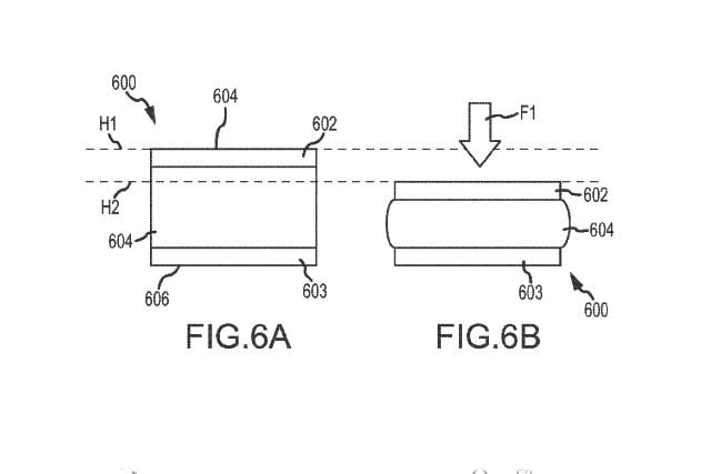 apple files patent for force touch keyboard without key switches forcekeys3