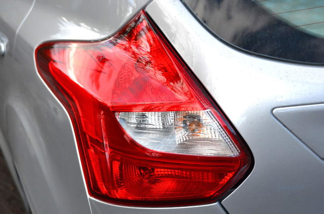 ford focus electric rear lights