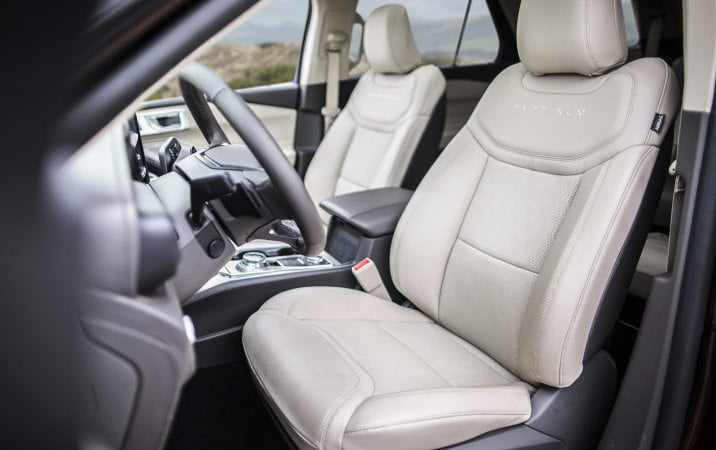 Ford's Dr. Derriere makes your car seats comfy, no ifs, ands, or butts about it