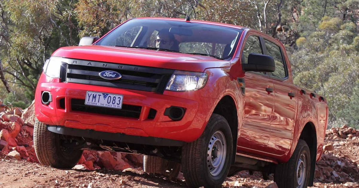 ford considering ranger sized compact pickup digital trends. Black Bedroom Furniture Sets. Home Design Ideas