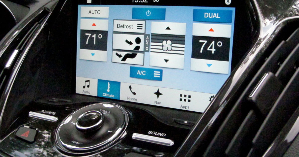 My Ford Benefits >> Ford Sync 3 Review | Digital Trends