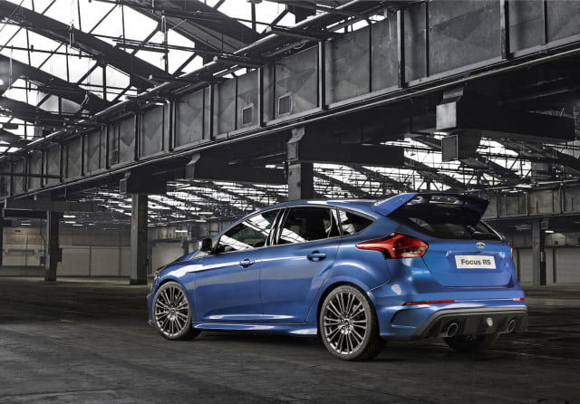 ford focus rs pricing performance specs news fordfocusrs 04