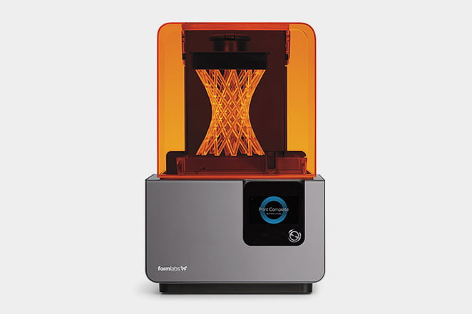 best products of year cool tech 2015 formlabs form 2 sla printer