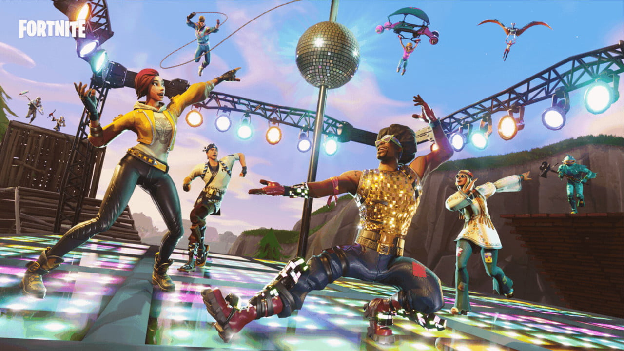 Fortnite Week 2 Challenges Dance Off At Abandoned Mansion Season